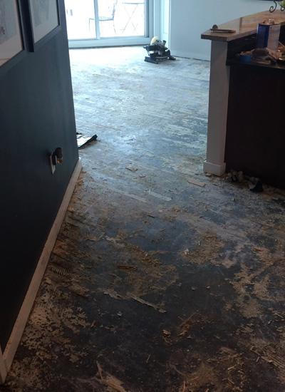 Condo Floor