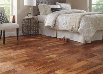 Installation of your Hardwood Floor